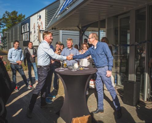Regbat Helmond Opening