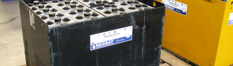 Regbat Helmond - Tractiebatterij